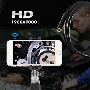 Image 2 - KERUI F110 1M 3Mสาย8Mm 1080PมือถือWIFI Endoscope IP67กันน้ำอเนกประสงค์กล้องAndroid IOSสำหรับโทรศัพท์