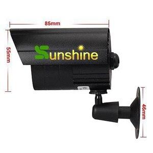 Image 3 - Carcasa de Metal HD CMOS Color 700TVL filtro incorporado IR Cut 24 LED visión nocturna interior/exterior impermeable IR cámara analógica