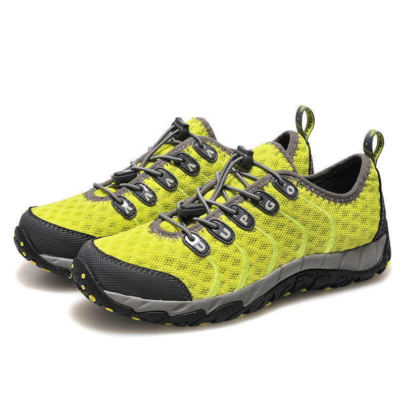 ФОТО NEW 2017 Men Aqua Shoes Lycra Lightweight Shoes Men Tenis Masculinos Glowing Shoes Breathable Water Sapatillas(301)