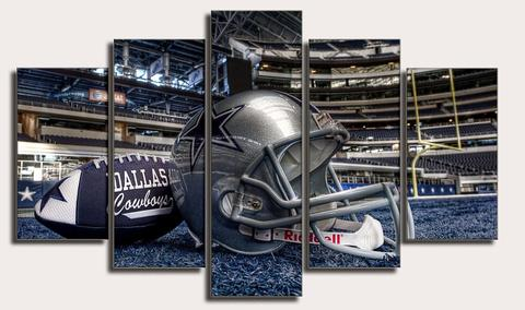 Dallas Cowboys Wall Art compare prices on dallas cowboy wall art- online shopping/buy low