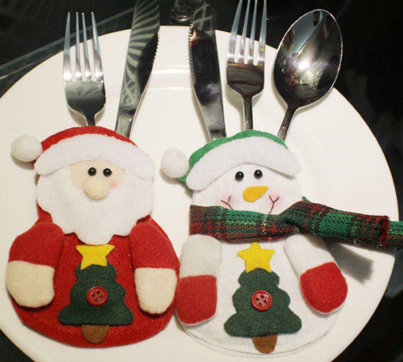 Free Shipping+Wholesale Christmas Kitchen Decorations Xmas
