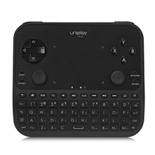 Uniplay U6 2.4G Wireless Controller for Laptop/Xbox/Projector/TV Box/Smart TV/Desktop