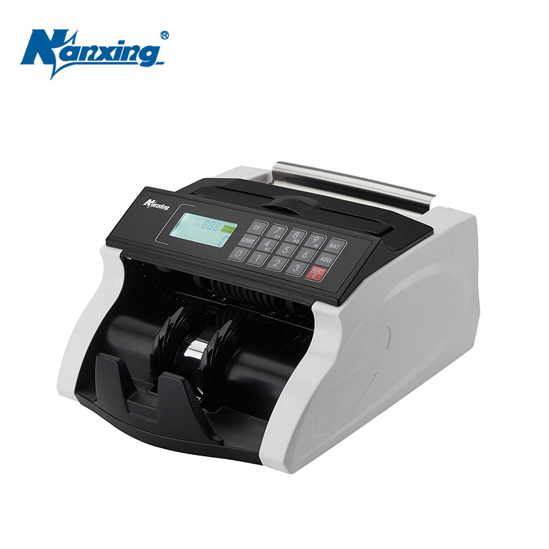 Automatic Money Counting Machiner with UV+MG+IR+DD Cash Coun