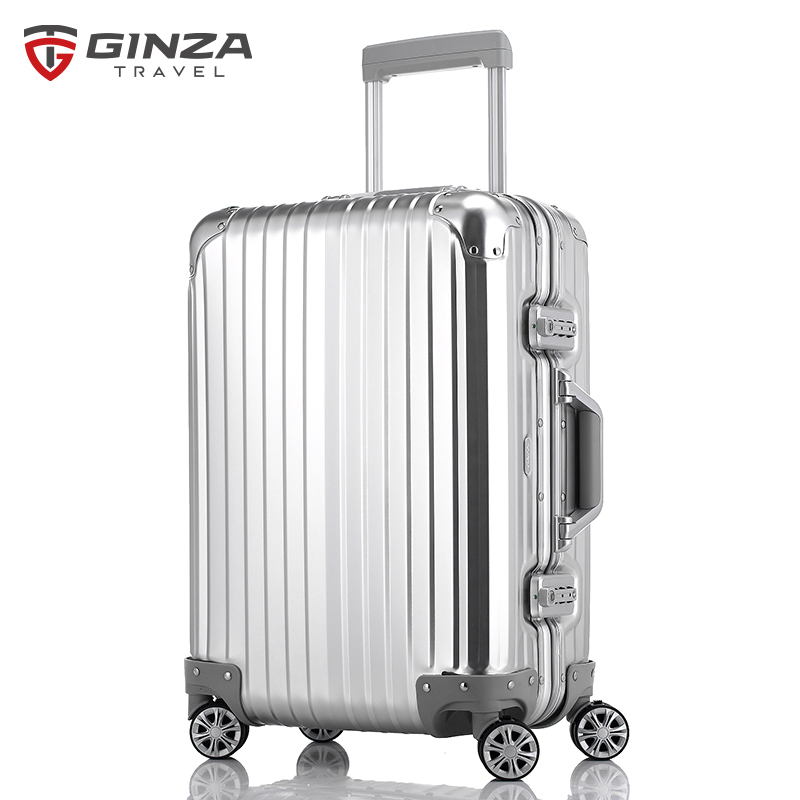 Online Get Cheap Metallic Luggage -Aliexpress.com | Alibaba Group