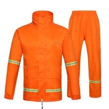 Women Rain Bicycle Coat Woman Man Windbreaker Fishing Overalls Capa De Chuva Impermeable Set Portable Raincoat 6R80