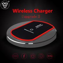 Lainergie Qi Wireless Charger For Samsung Galaxy S8 Plus Fast Wireless Charging Phone For Samsung Galaxy S7 S6 Edge Note 8 5