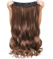 Клипсы-пряди для наращивания волос
