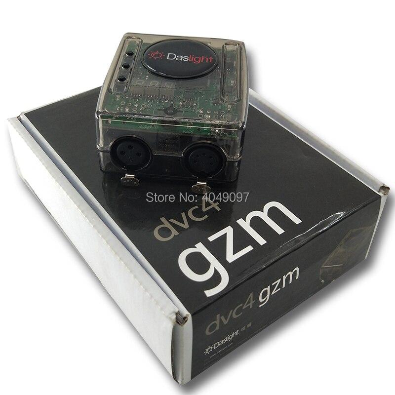 Console d'éclairage mobile de contrôleur de lumière d'étape de logiciel de Daslight DVC4 DMX pour l'interface d'éclairage d'usb de lumière d'étape de Disco DJ - 5