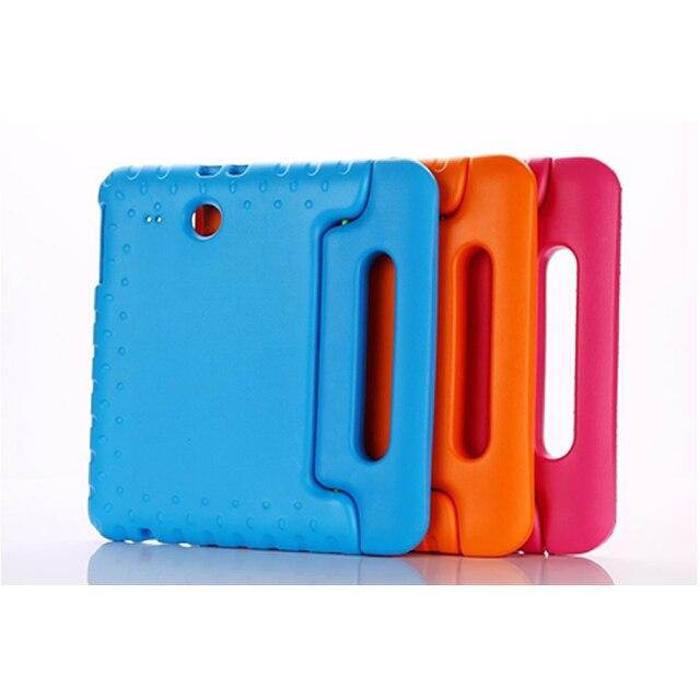 Для Samsung Galaxy Tab E T560 T561 Случай Таблетки 9.6 дюймов для Детей Малыша с Ручкой Красочный Стенд Защитный Tablet Hard Cover