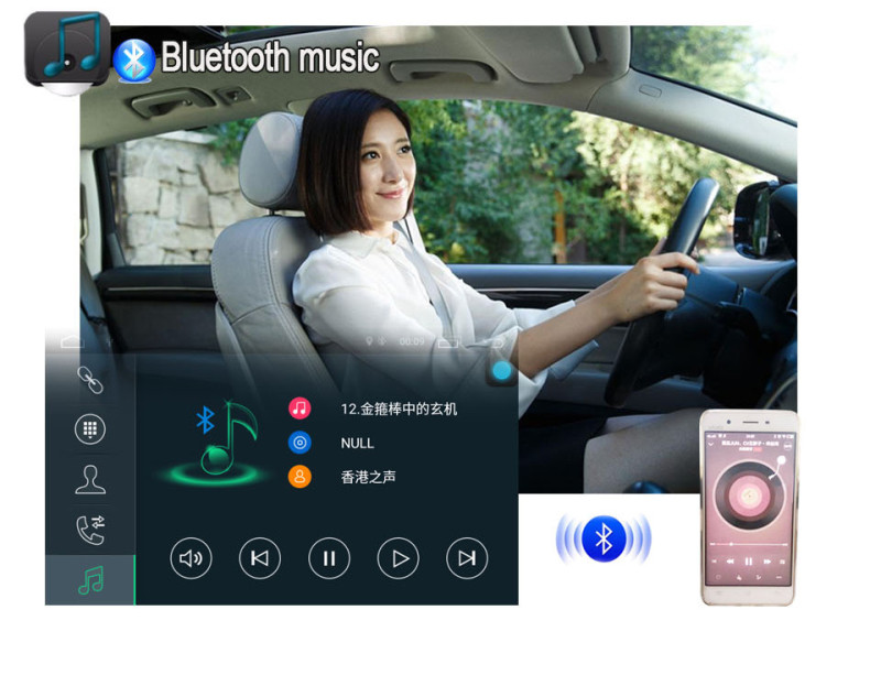 Player DVD Multimedia Mobil 8