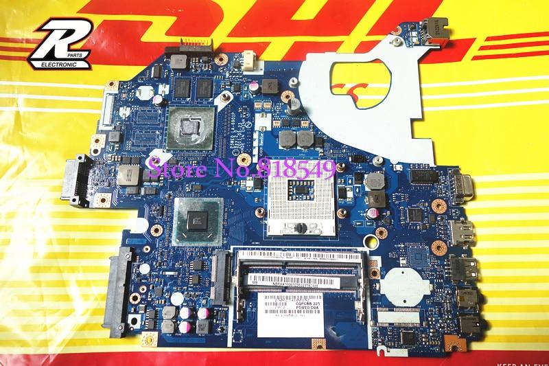 LA-6901p MBBYL02001 For Acer Aspire 5750 5750G P5WE0 System Motherboard 3 months warranty