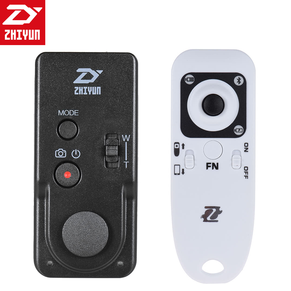 DIGITALFOTO zhi yun Zhiyun original ZWB02/01 Remote Wireless Controller for Crane Smooth3 SmoothQ Camera Handheld axis Gimbal цена 2017