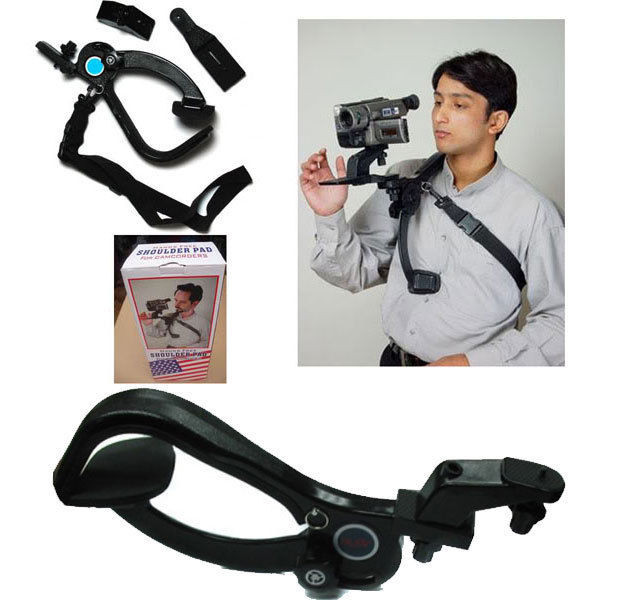 Andoer Hands-free Shoulder Mount Shouldering Support Pad Stabilizer For Dslr Camera Camecorder Hd Dv Video Filming Sales Of Quality Assurance Photo Studio Accessories Camera & Photo Accessories