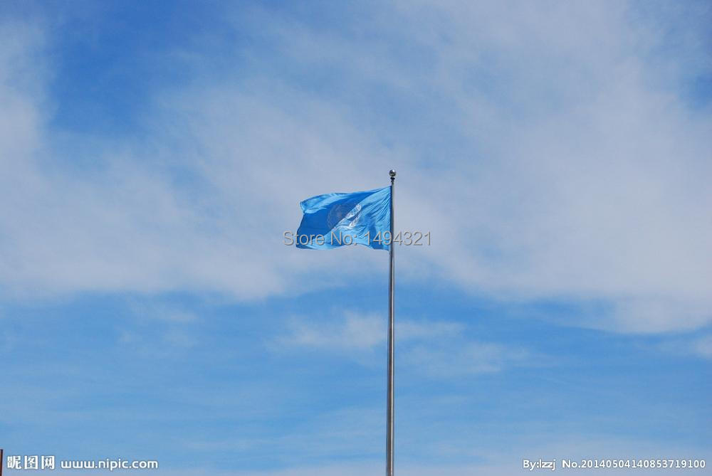 Flag United Nations UN 90x60cm-United Nations Flag 60 x 90 CM-Flag
