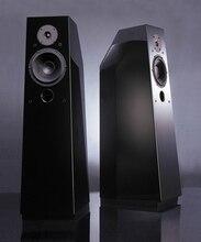 Elite Aesthet 2# 7-inch 2-Way 2 Driver door standing loudspeaker top sound quality(pair)