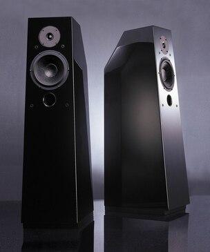 L-012 Elite Aesthet 2# MKII 7-inch 2-Way 2 Driver Door Standing Loud Speaker Top Sound Quality(pair)