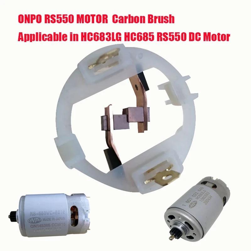 HC683LG HC685LG Kohlebürste Halter for BOSCH Zubehör for RS550 KV3SFN Motor