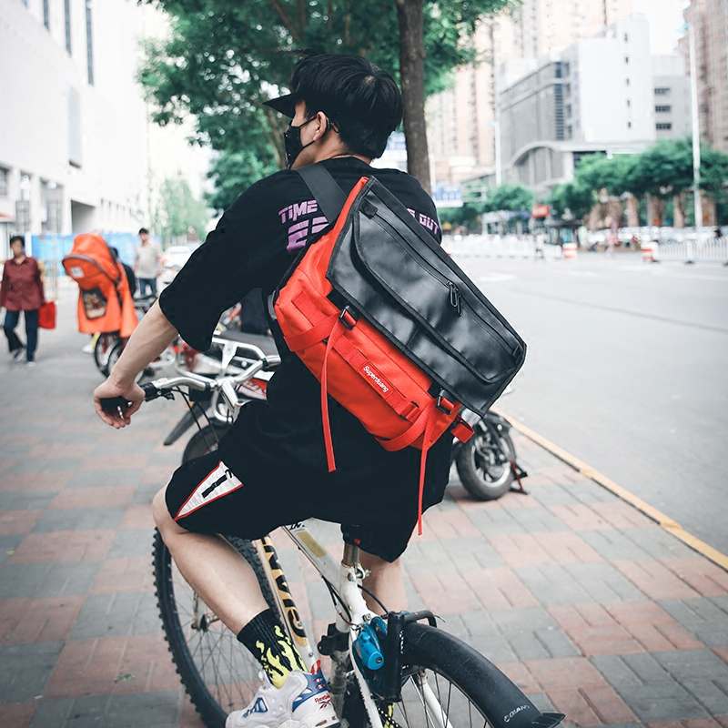 Bag Men's Genuine Messenger Shoulder Bag for Men Business Laptop Briefcase Male Crossbody Bags for Documents 2