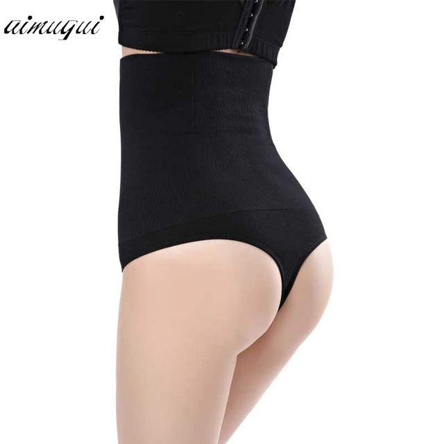 5122991ac18f6 Women high waist postpartum tummy control panties string butt lifter briefs body  shaper slimming jpg 640x640