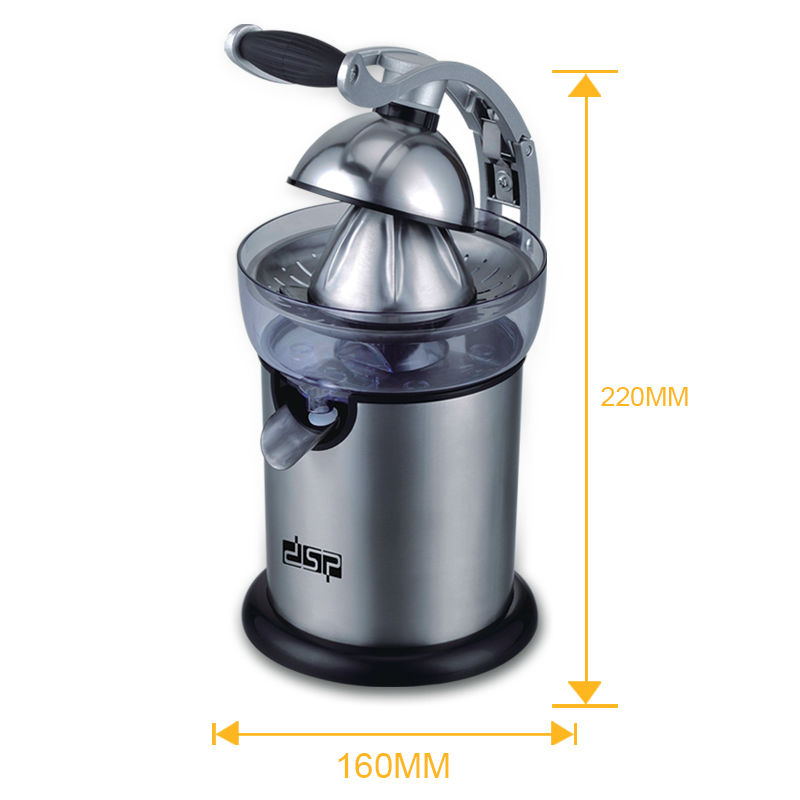 DSP Household Mini Juicer Orange Juice Machine Squeeze Lemon Juice Maker DIY orange juice machine 130W 220V in Juicers from Home Appliances
