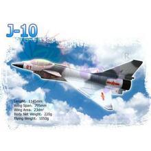 RC Самолет jet J10 комплект
