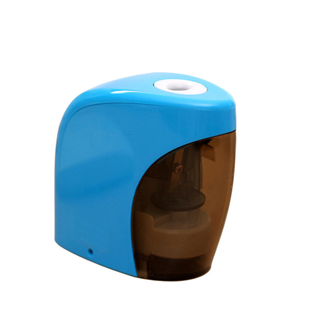 Electric Pencil Sharpener Automatic Touch Switch Home School Office Classroom