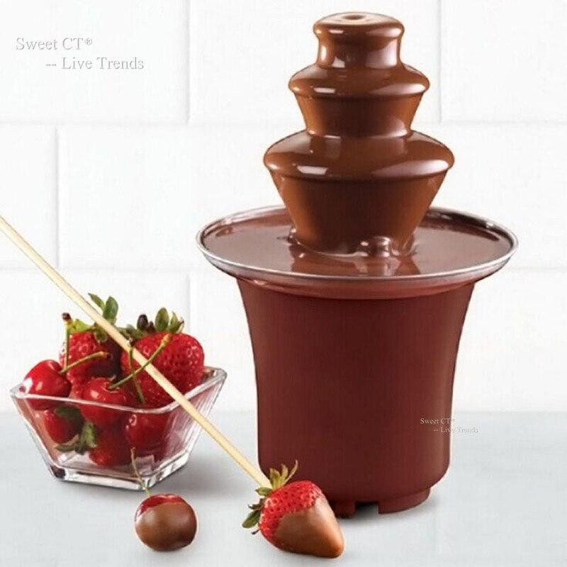 Aliexpress.com : Buy Mini Chocolate Fountain Fondue ...