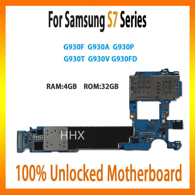 HOT SALE] BINYEAE Unlocked Main Motherboard Replacement For