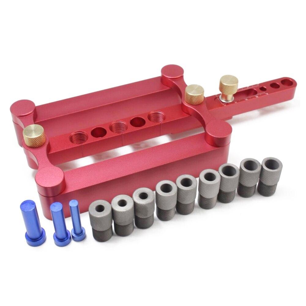 GTBL 6mm 8mm 10mm Self Centering Spike Template Set Metric Drilling Spigot Hand Tools Tool Set