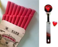 16pcs Vintage Wax Stick Round Colorful Wax Stamp Sealing Wax Sticks For Glue Gun Sealing Gun