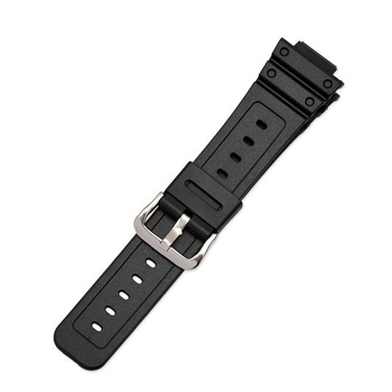 1PC Watchband Wrist Strap Band Slicone Buckle Adjustable Replacement for 5600 Series <font><b>DW</b></font>-5600E <font><b>DW</b></font>-<font><b>5700</b></font> G-5600 image