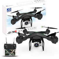 JDRC JD-10S JD10S WiFi FPV With 2MP Wide Angle HD Camera Altitude Hold RC Drone Quadcopter 6-Axis One Key To Return