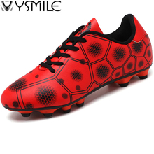 Long Spikes Men Soccer Shoes Footwear Cleats Turf Sneakers Male Football Shoes Outdoor Men Trainer Shoes Zapatos Foot Athletic