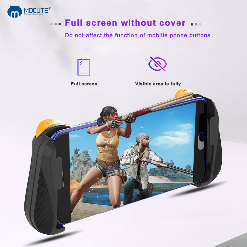 PUBG Controller For Android Tablet Wireless Bluetooth Gamepad MOCUTE 057  For ios Android Phone TV Tablet