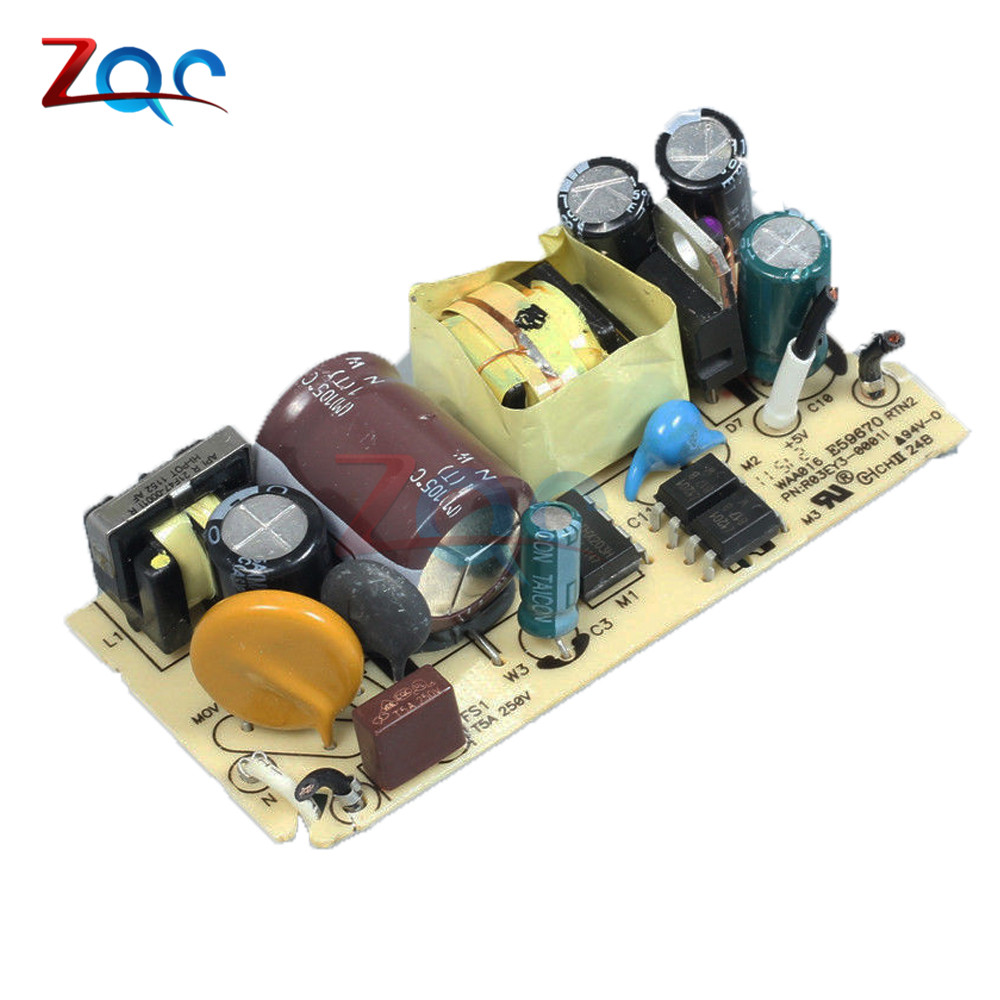 AC-DC 5V 2A 2000mA Switch Power Supply Module For Replace/Repair LED Power Supply Board