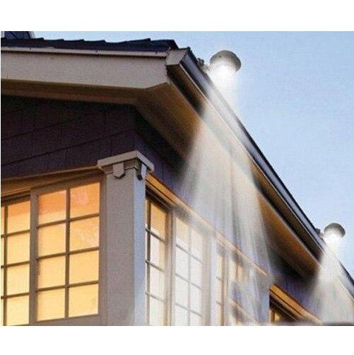 Lâmpadas Solares lâmpada brilhante de segurança movido Base : 2g11