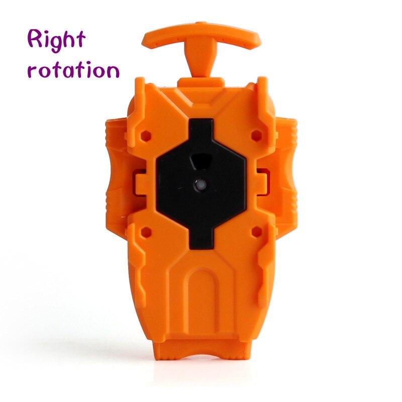 12 видов стилей металлическое средство для запуска Beyblade Burst игрушки Арена распродажа трещит гироскоп хобби классический спиннинг - Цвет: B97 Orange
