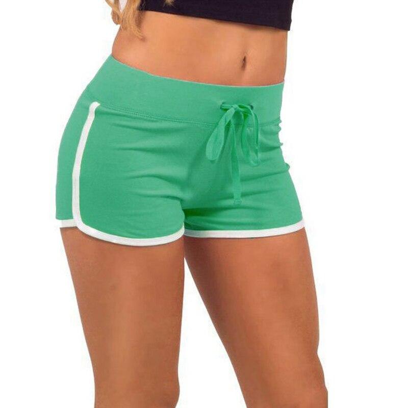 Hot Sale Shorts Women Casual Shorts Loose Cotton Side Split ...