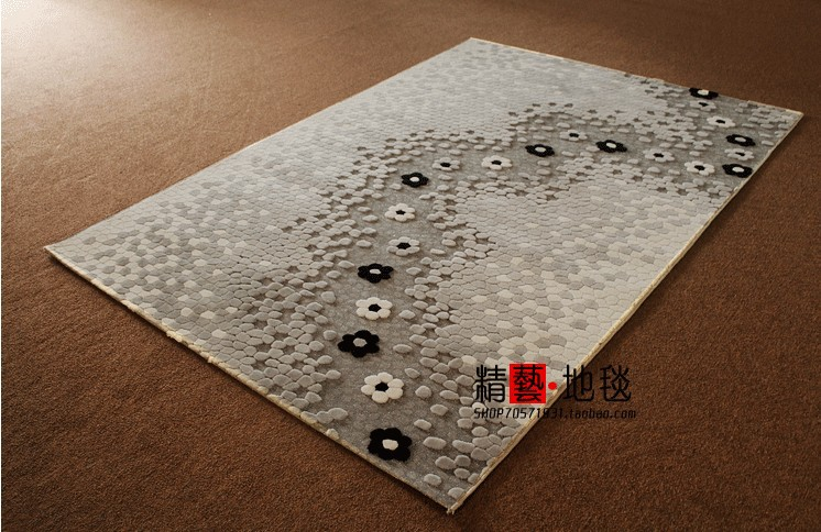 Wool Rugs ,3d Carpet , Three Dimentional Effective , Make From Australia  Wool ,1900mmx2900mmcarpets
