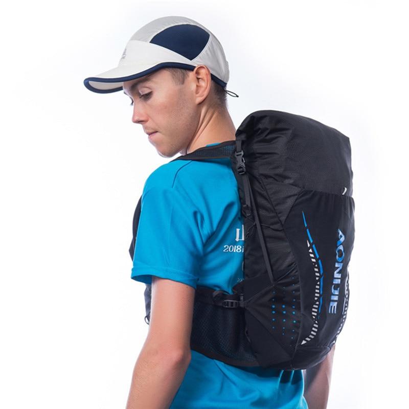 Aonijie 18L Outdoor Lightweight Running Backpack Rucksack Bag Vest Hiking Camping Running Marathon Bag