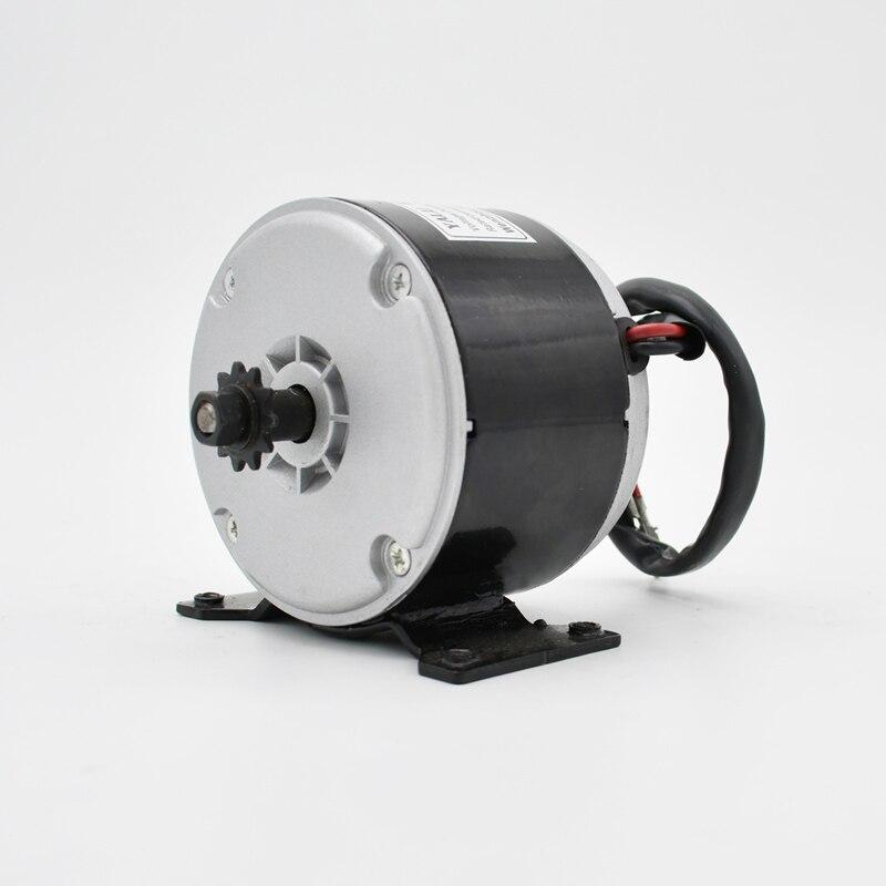 12 V 24 V 250W300W DC moteur brossé haute vitesse pour Escooter électrique Ebike moteur brossé Ebike moteur Tricycle accessoires MY1016