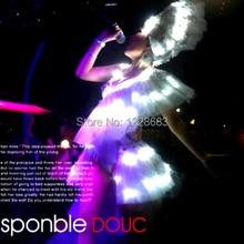 Sexy Light Up Luminous Ds Lead Dancer Ds Singer Costumes Led Suit