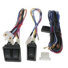 1 комплект автомобильный выключатель окна кнопка управления