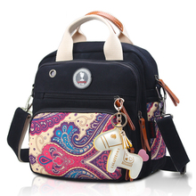 New Designer Diaper Bags Baby Changing Bag Backpacks For Women Maternal Bags For Stroller Multi-pocketed Nappy Diaper Organizers