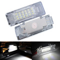 2PCS Error Free 18 LED Courtesy Footwell Under Door Light Interior Lamp Car Lights for BMW E53 X5 5 Series E39 Z8 E52