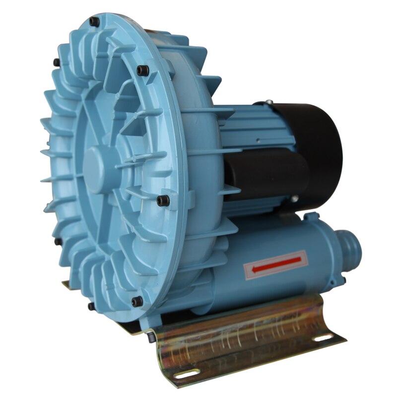 GF-2200 380V large amount of exhaust blower vortex type jet pump pond oxygen pump