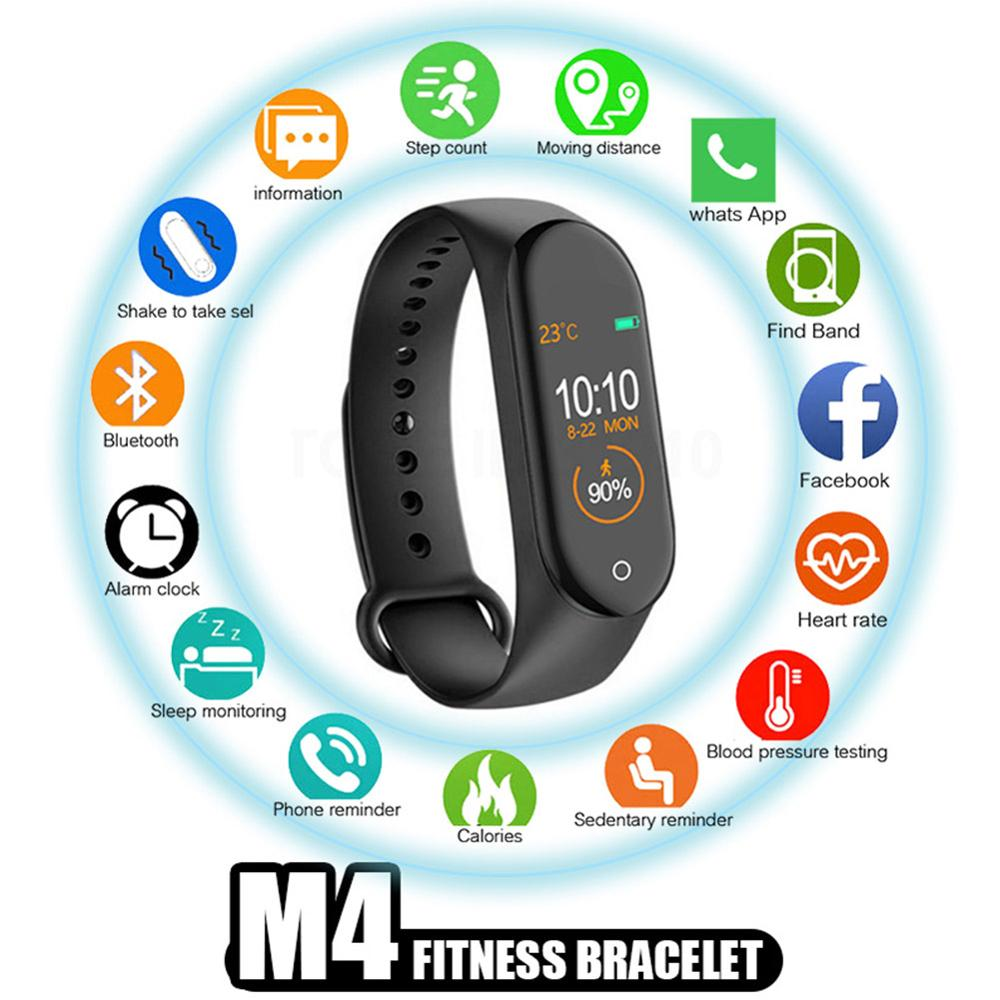 Wristband Fitness-Bracelet Health Heart-rate/blood/pressure/heart-rate M3 Monitor/pedometer
