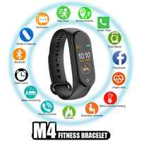 M4 Smart Band Armband Herz rate/Blut/Druck/Herz Rate Monitor/Schrittzähler Sport Armband PK M3 gesundheit Fitness armband
