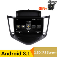 9 inch Android Car DVD Player GPS for Chevrolet Cruze 2008 2009 2010 2011 2012 audio car radio stereo navigator with bluetooth