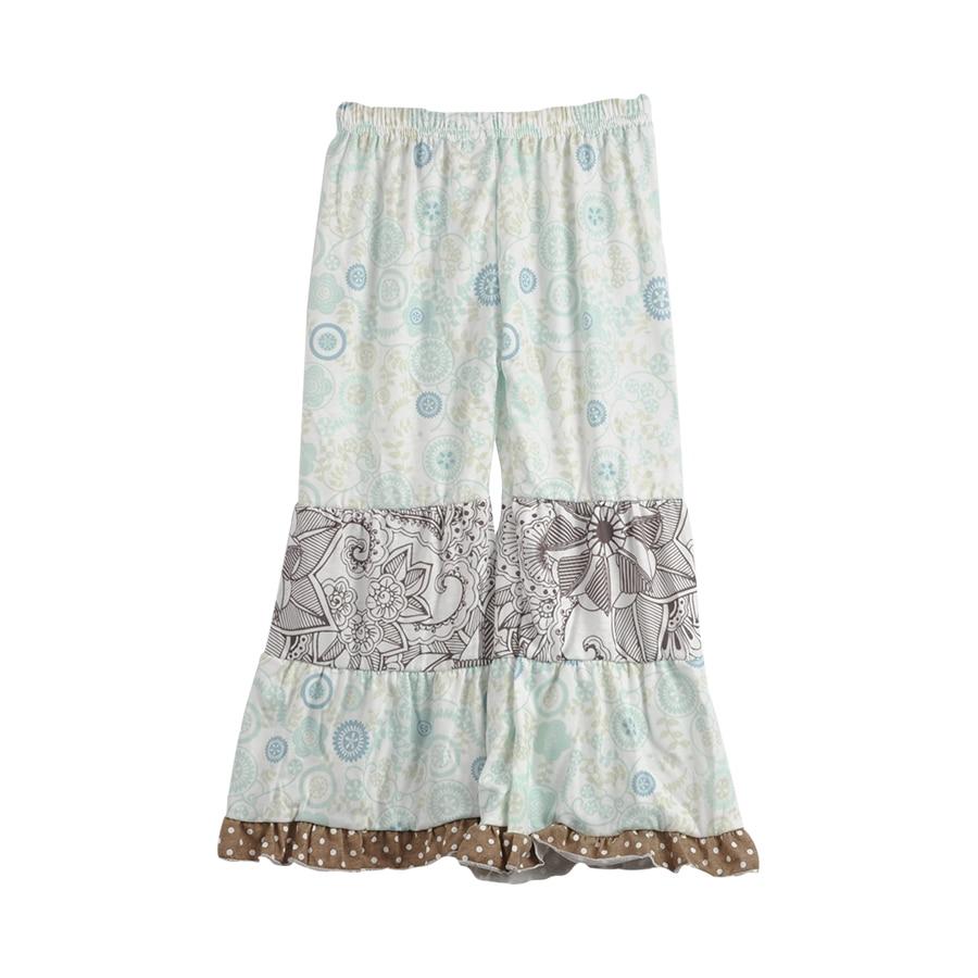 Fashion Style Blomma Tunika Polka Dots Ruffle Småbarn Flickor Remake - Barnkläder - Foto 5
